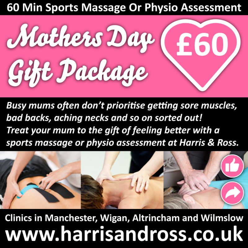 Mother's Day offer voucher